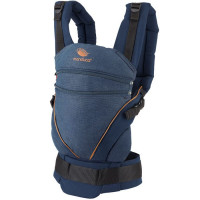 Manduca XT Babytrage denimblue-toffee