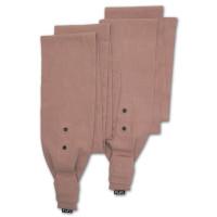 MaMo wrap style shoulder straps - Ramie vintage rose