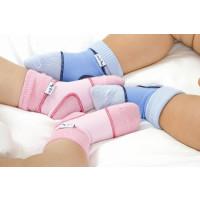Sock Ons sitzen optimal an den Füßchen