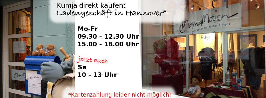 Ladengeschäft Hannover